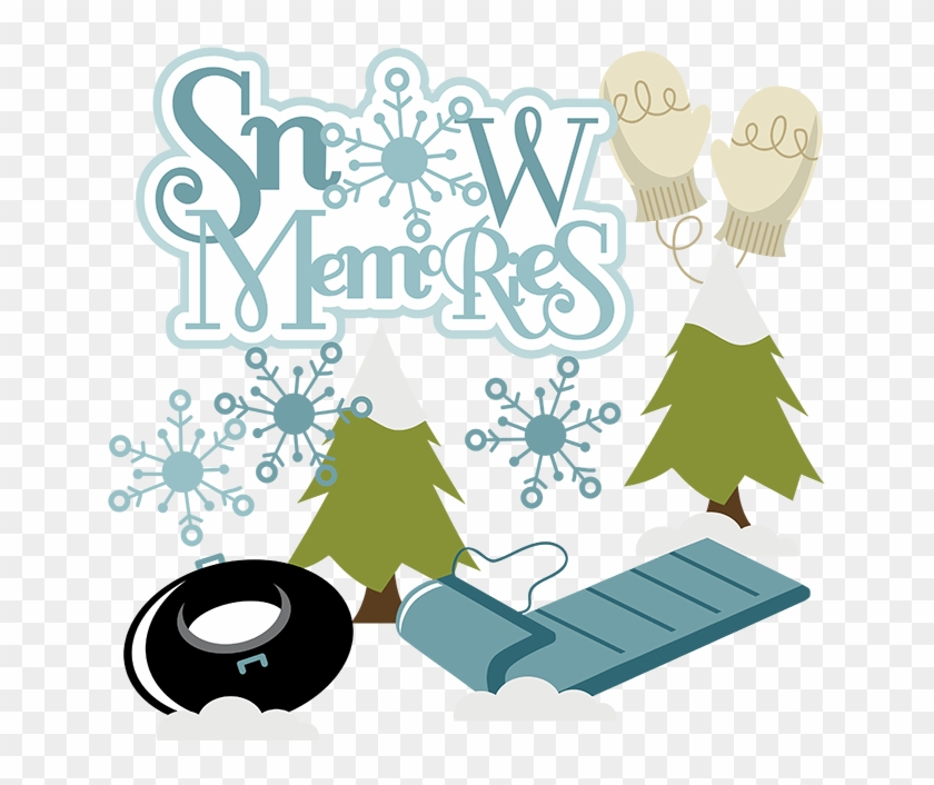 Winter Snow Clipart - Scalable Vector Graphics #31704