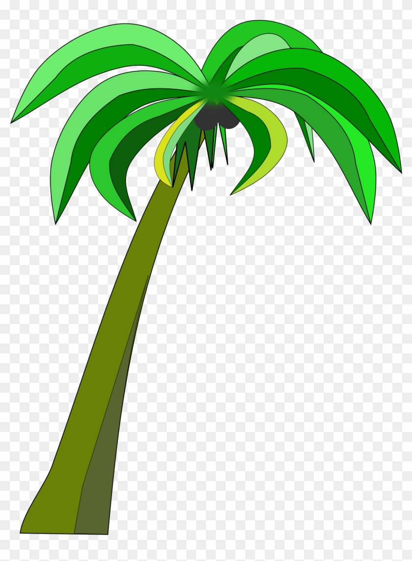 More From My Site - Coconut Tree Clip Art Png #31712
