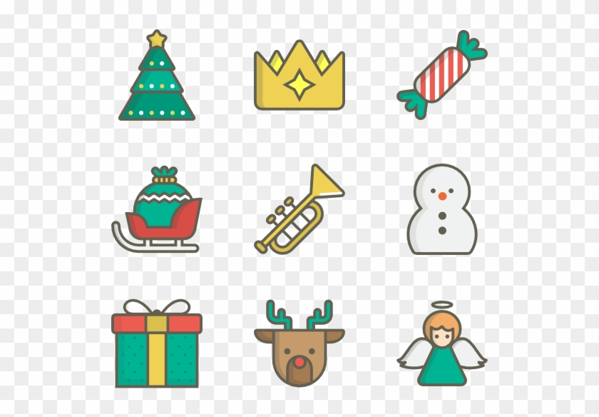 Winter Icons - Winter Vector Icons #31734