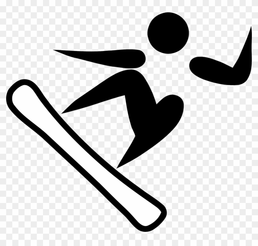 free winter olympic clipart snowboard clip art free transparent rh clipartmax com Winter Olympic Sports Clip Art Winter Olympics Day Clip Art