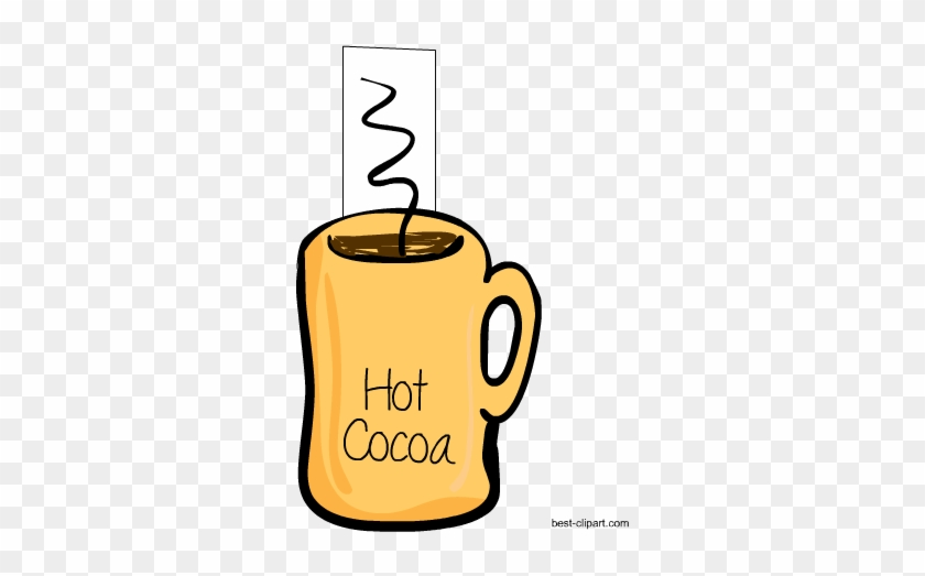 Hot Cocoa Cup, Free Clip Art - Coffee Cup #31768