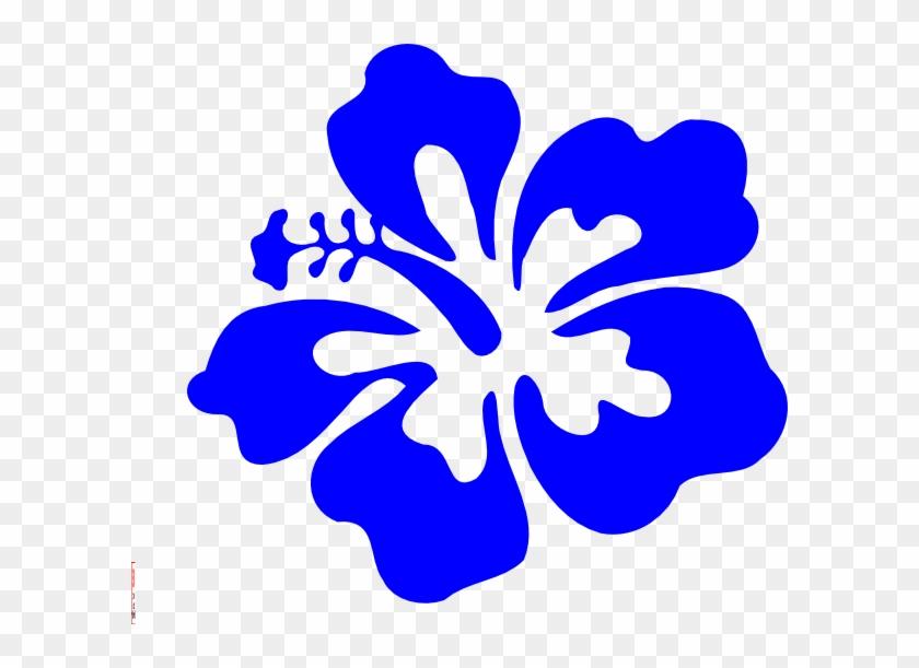 Clipart - Tropical - Flowers - Hawaii Flowers Clip Art #31980