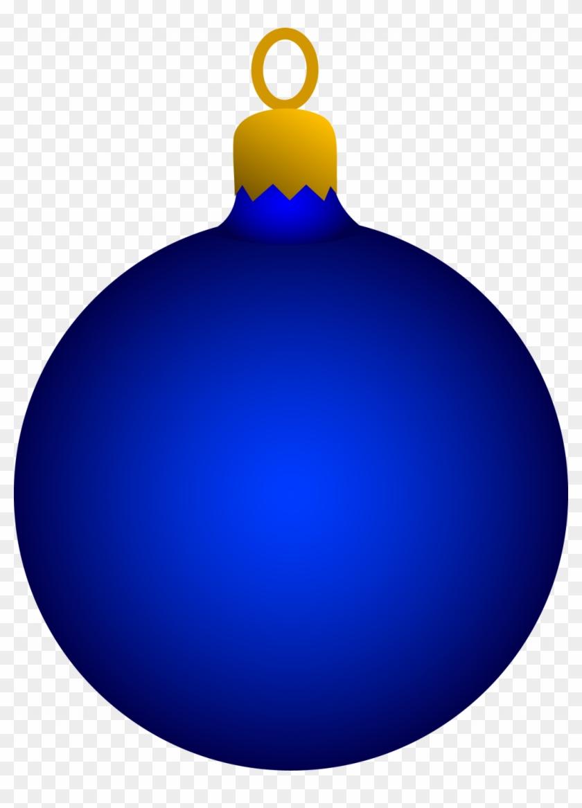 Uncategorized ~ Blue Christmas Tree Ornament Free Clip ...