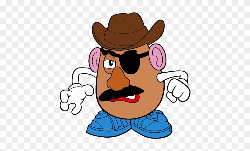 Toy Story 3 Clip Art Mr Potato Head Free Transparent