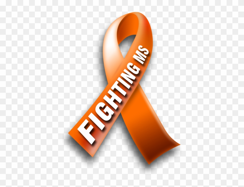 Multiple Sclerosis Awareness Clipart - Ms Ribbon #32081
