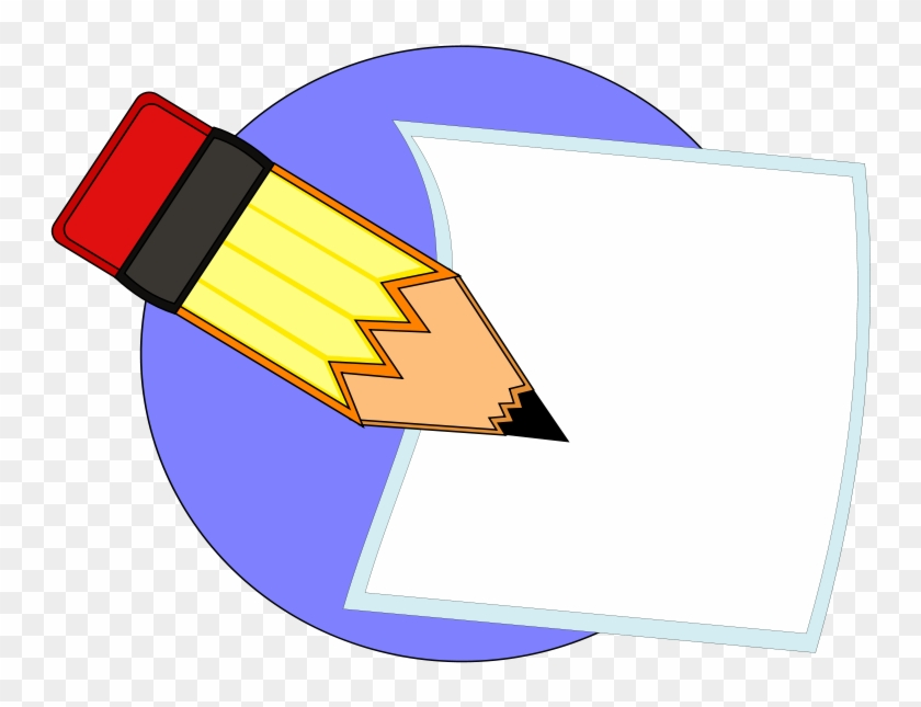 Paper Free Encrypted Document Silver Free Pencil Free - Paper And Pencil Clip Art #32106