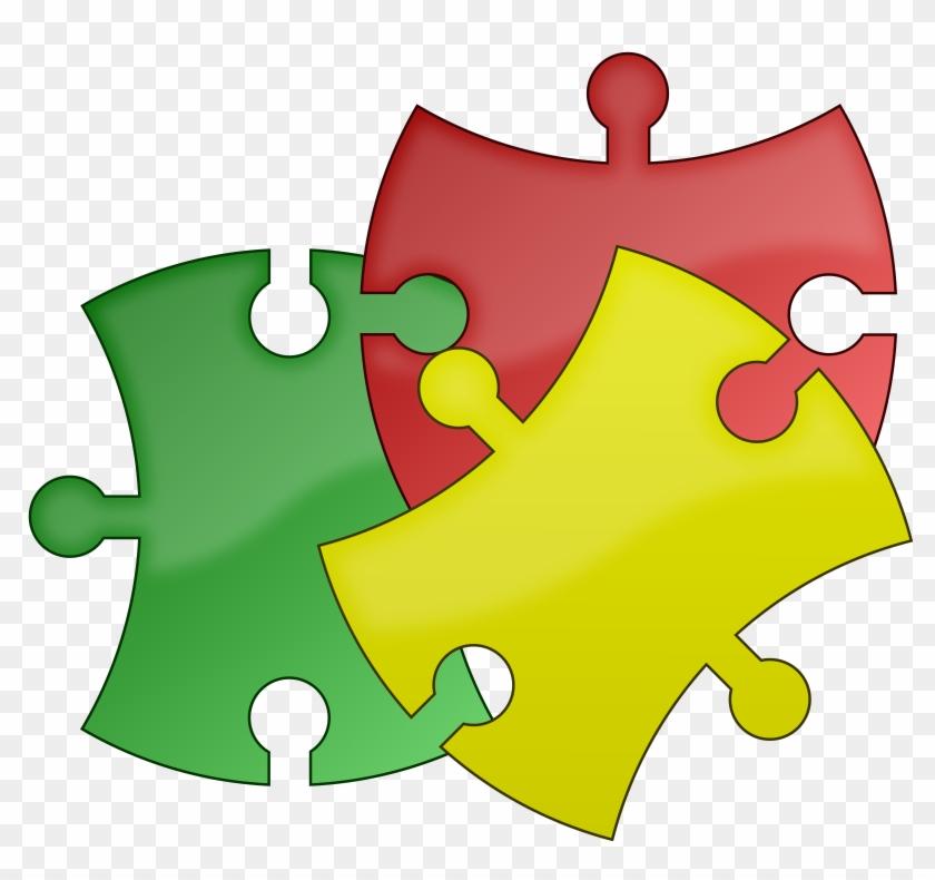 Microsoft Clipart Puzzle - Puzzle Clip Art Png #32113