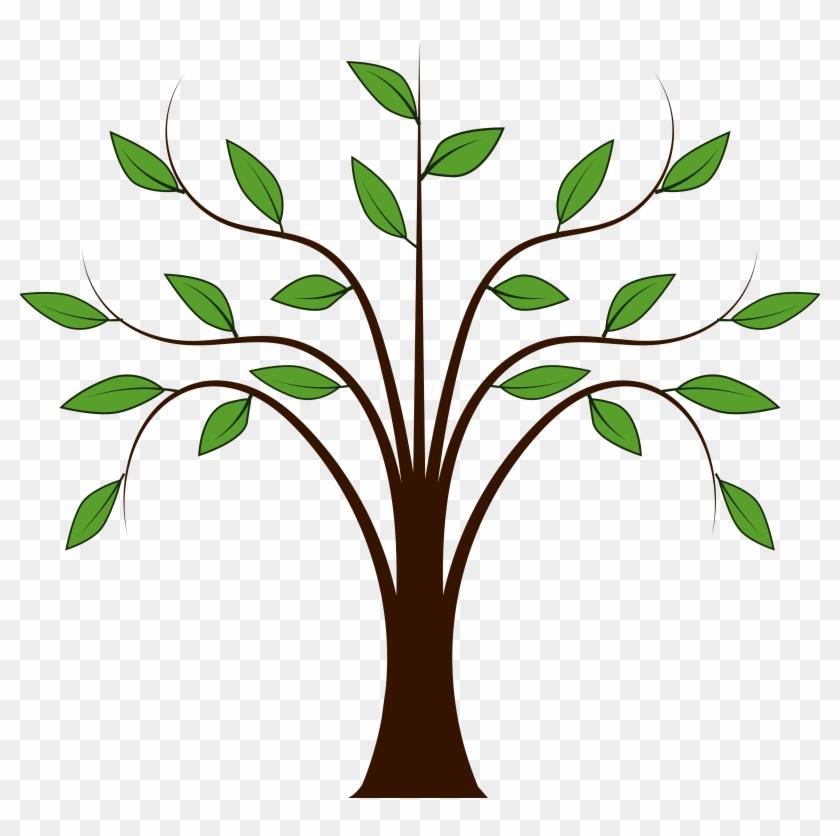 Microsoft - Free Clip Art Tree #32123