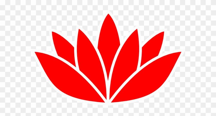 Cartoon Lotus Flower - Lotus Flower #32159