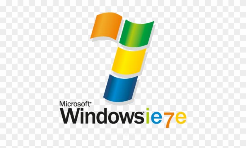 Microsoft Windows 7 Logo Vector - Windows Xp #32173