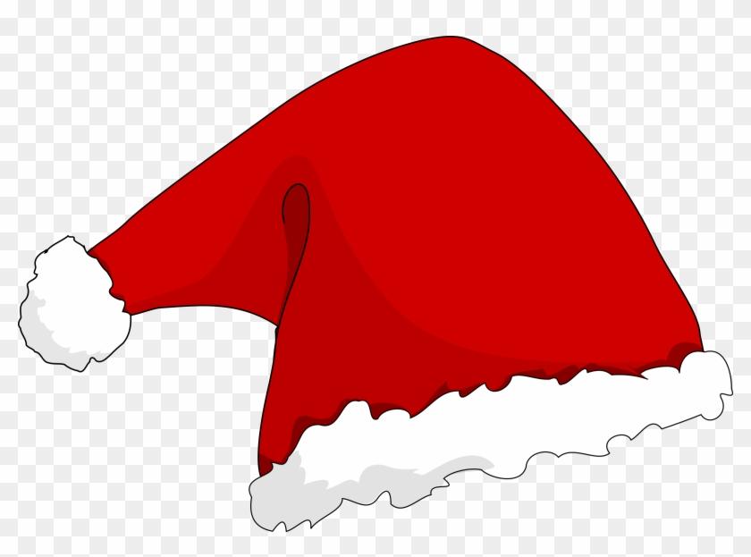 Big Image - Santa Hat Clip Art #32221