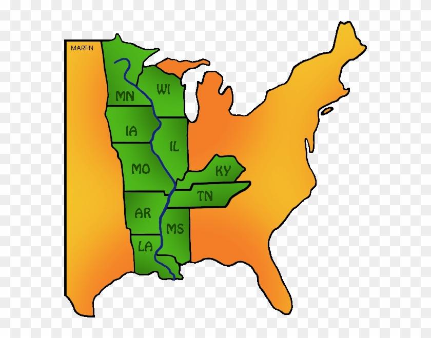 Famous Landmarks Of Minnesota - Gray Wolf Historic Range #32225