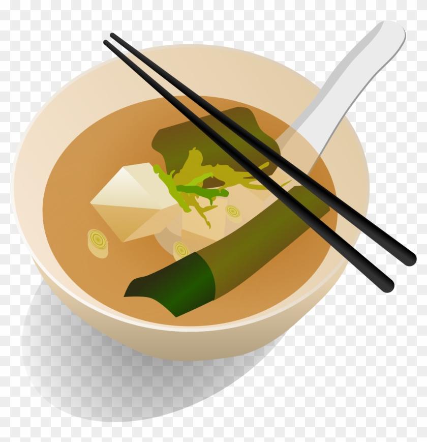 Big Image - Miso Soup Png #32238