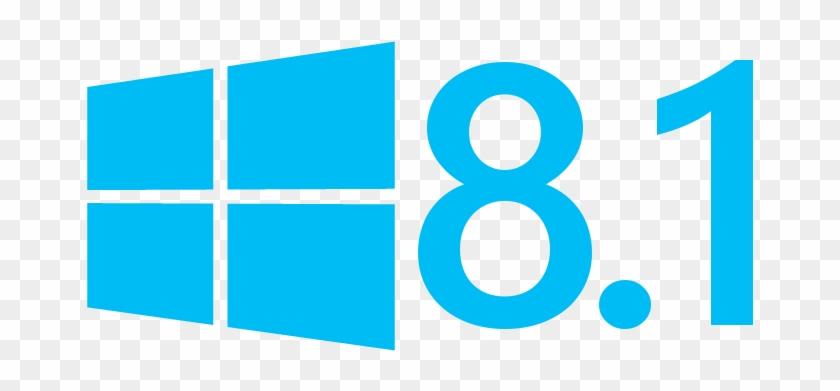 Ms Windows Clipart Windows - Windows 8.1 Icon Png #32258