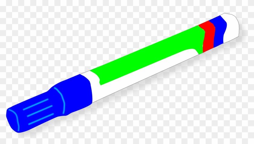 Crayola Marker Clipart - Marker Pen Clipart #32337