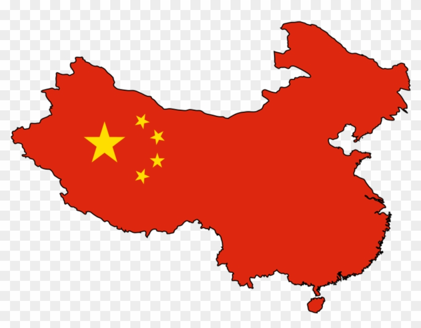 Cover Image - China Flag Country #32335