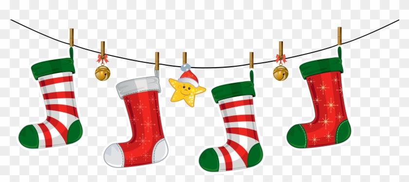 christmas clipart kid christmas stocking cartoon png free