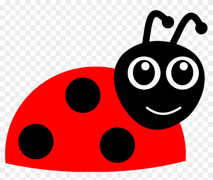 Beatle Clipart Ladybug - Cartoon Ladybug #32365