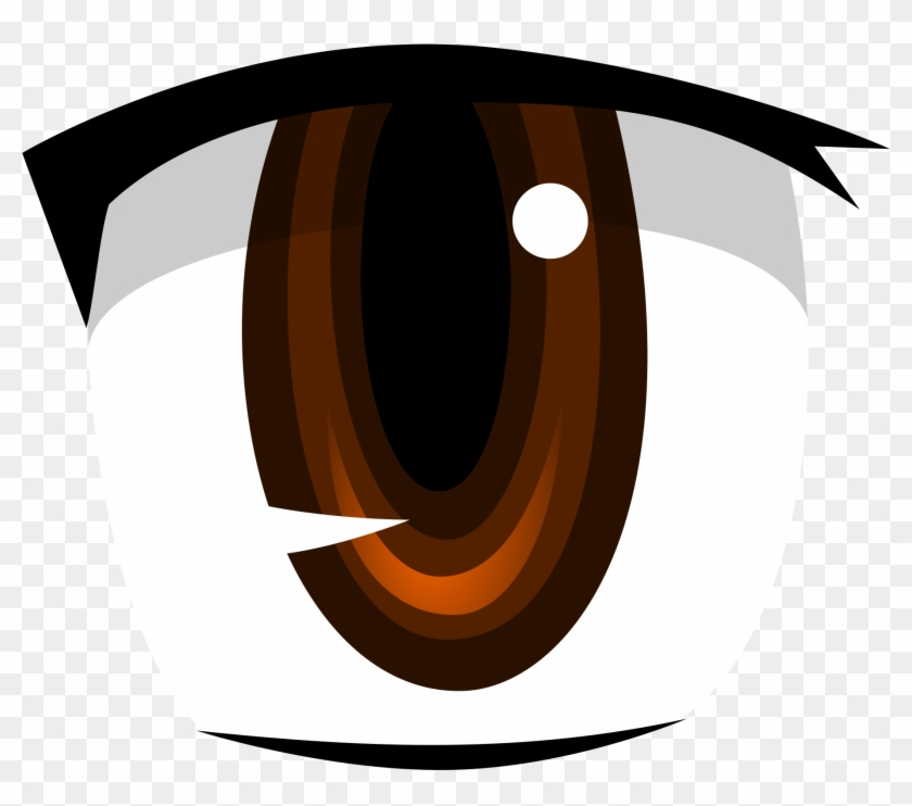 Wildcat Clipart Konawaena - Anime Eye #32367