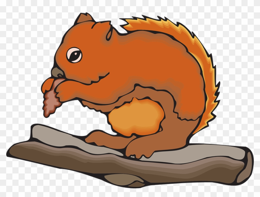 Image Of Chipmunk Clipart Squirrel Clipart Free Clip - Chipmunks Animals Clipart #32420