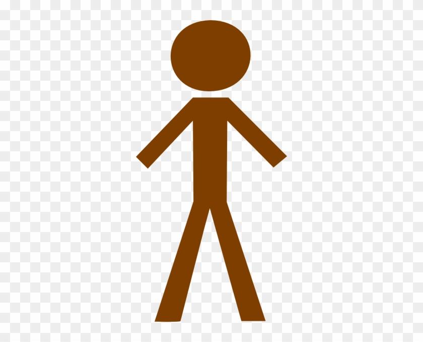 Human Clip Art - Stick Figure Transparent Background #32505