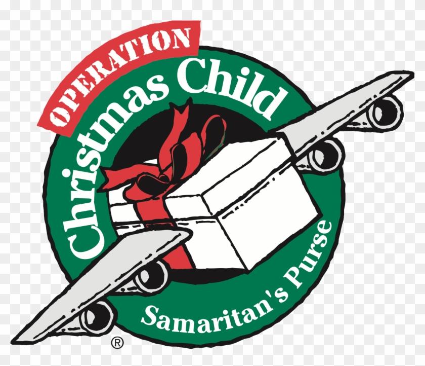 Operation Christmas Child - Operation Christmas Child Logo Png #32532