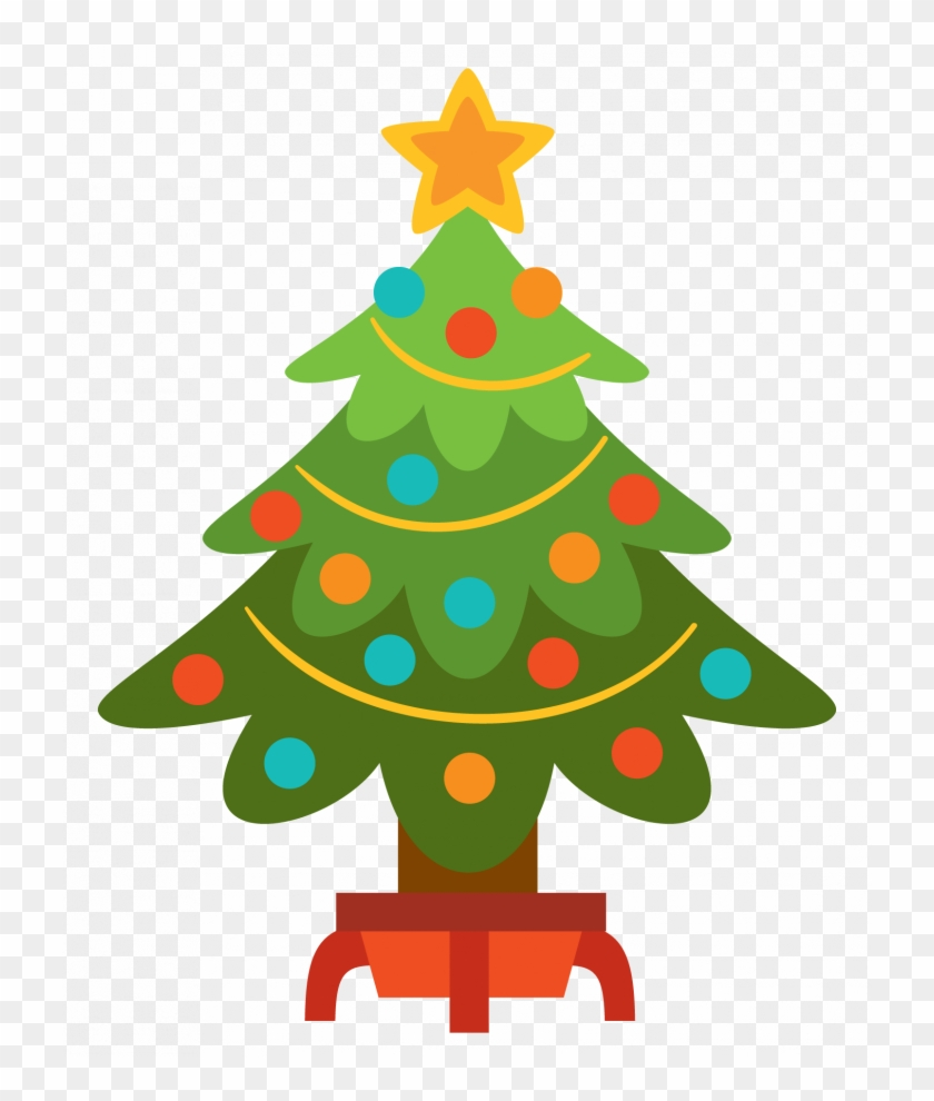 free christmas border clipart - merry christmas tree png - free