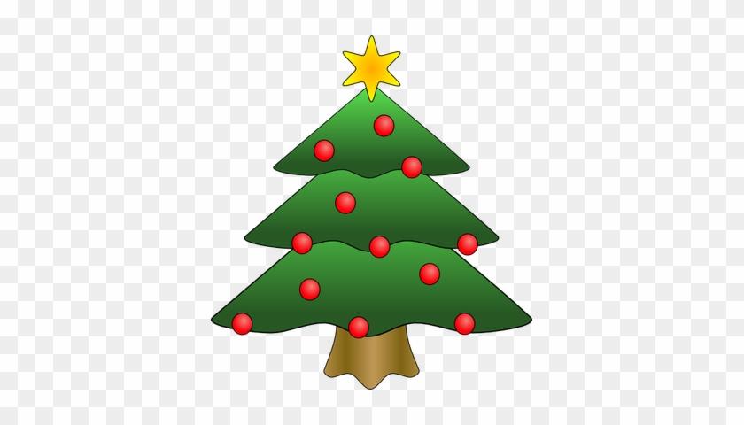 Christmas Logos Clip Art - Christmas Tree Clip Art Free #32561
