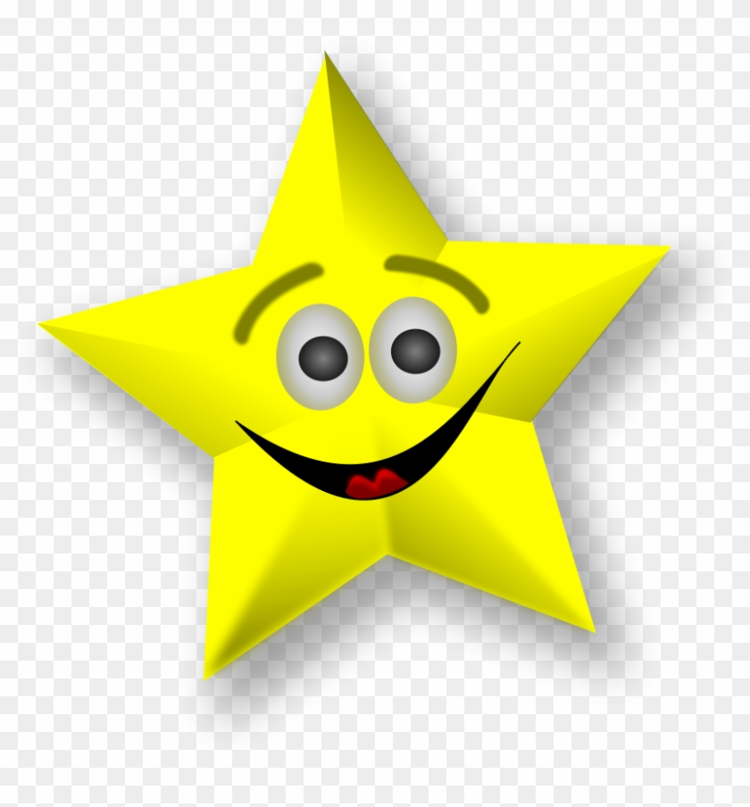 Smiling Mouth Small Clipart 300pixel Size - Smiling Stars #32690