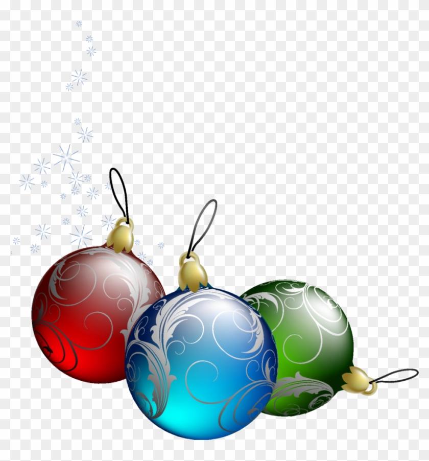 Christmas Ornaments - Christmas Balls #32778