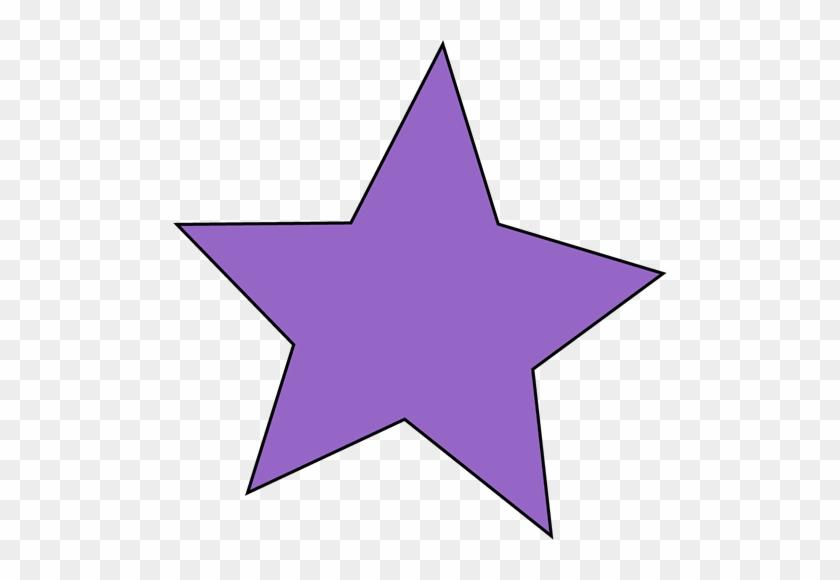 Purple Stars Clipart Free Images - Purple Star Clip Art #32853