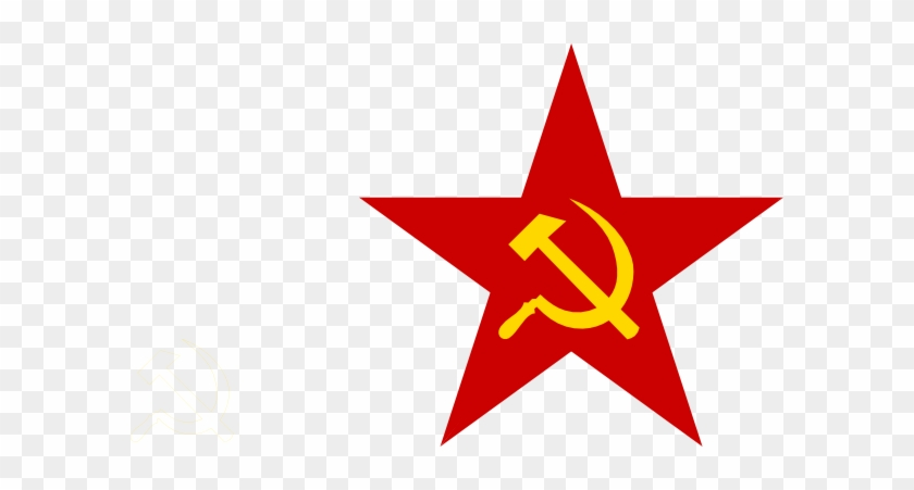 Free Vector Communist Star Clip Art - Brickarms Russian Weapons Packs #32956
