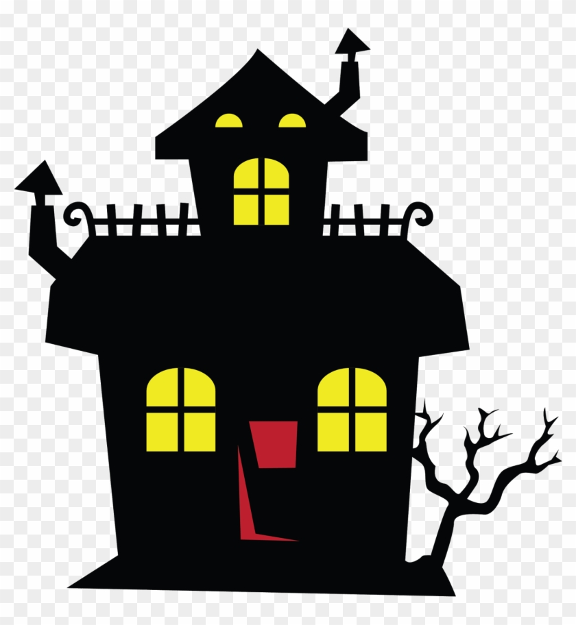 Haunted House Clipart Clipartfest - Haunted House Clip Art #32959