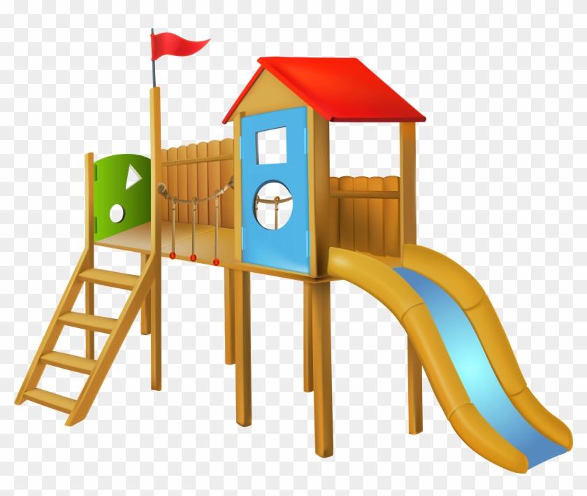Park Slide Png Clip Art - Park Slide Png Clip Art #32987
