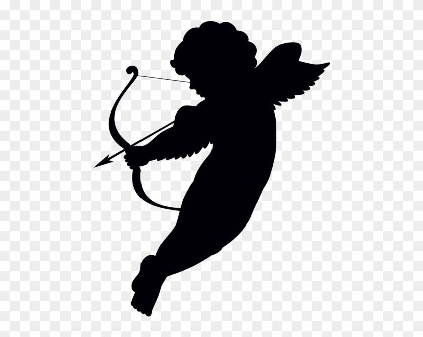 Extremely Inspiration Cupid Clip Art Pin By Anna On - Cupid Shooting Arrow #32986
