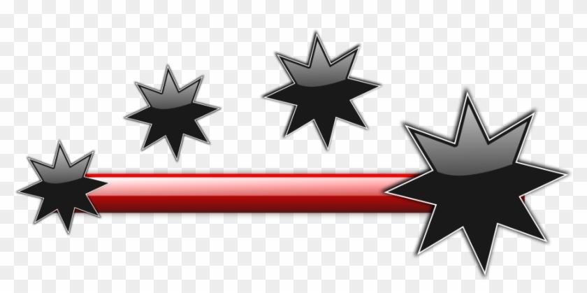 This Free Clip Arts Design Of Stars Png - Emblem #33027