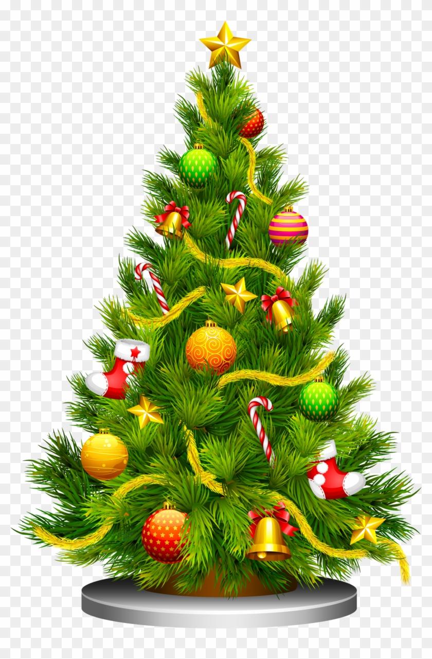 Light Up Night Christmas Tree Little Christmas Clip - Light Up Night Christmas Tree Little Christmas Clip #33520