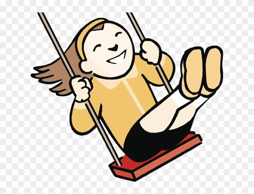 Swing Clipart Mary - Derechos Del Niño A Ser Un Niño #33131