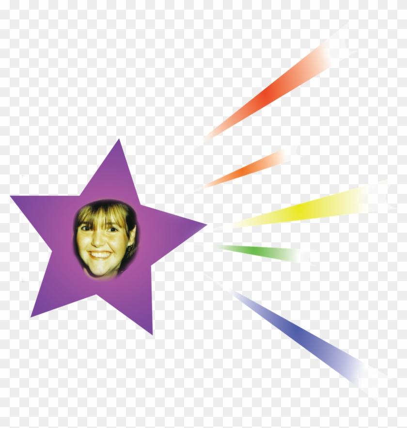 Rocket Shooting Star Clipart - Electronic Symbol #33142