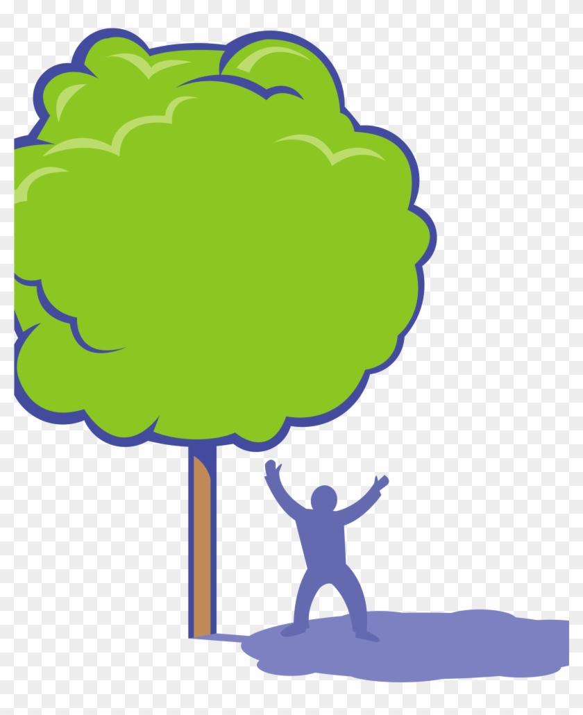 Free Shady Tree - Shade Clipart #33150