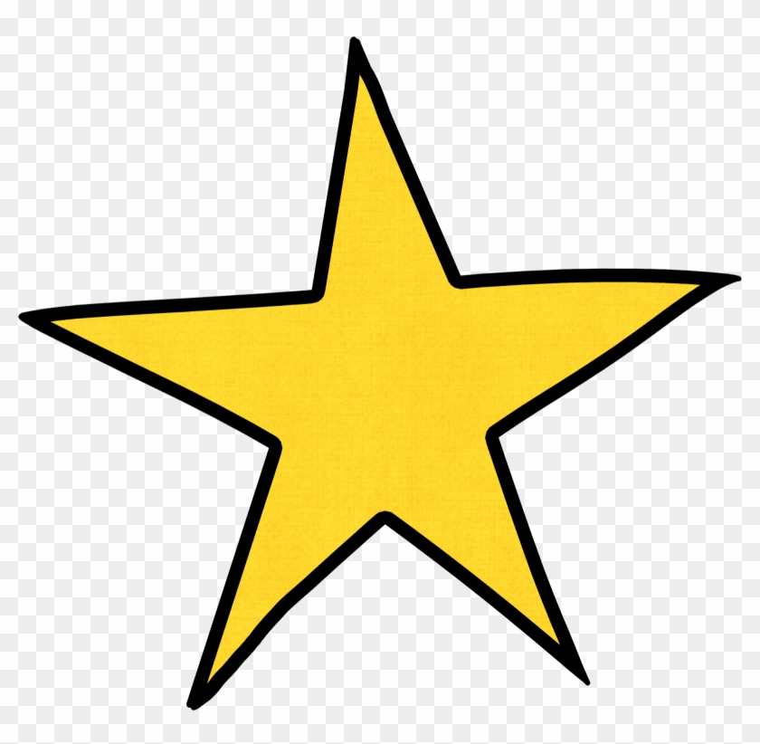 Stars Clipart Clear Background - Star With No Background #33156