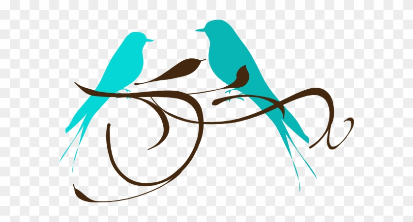 Love Birds Clipart - Clip Art Love Birds #33192