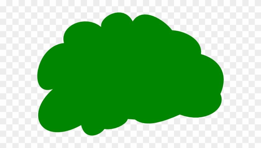Tree Bush Clip Art #33237