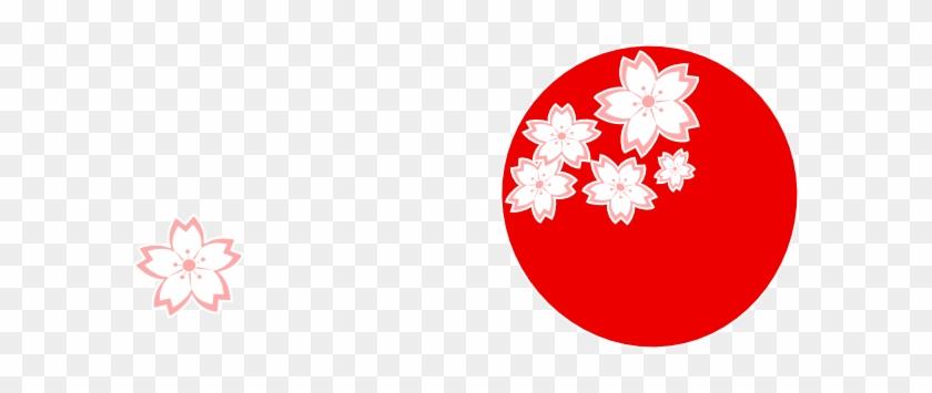Top 81 Sakura Flower Clip Art - Sakura Flower Drawing Png #33245
