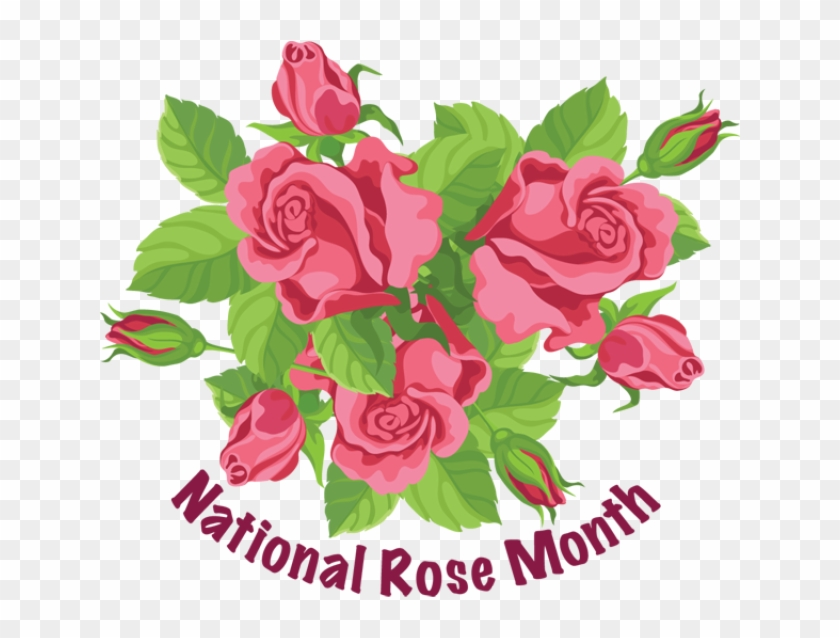 National Rose Month - Use It Or Lose #33247