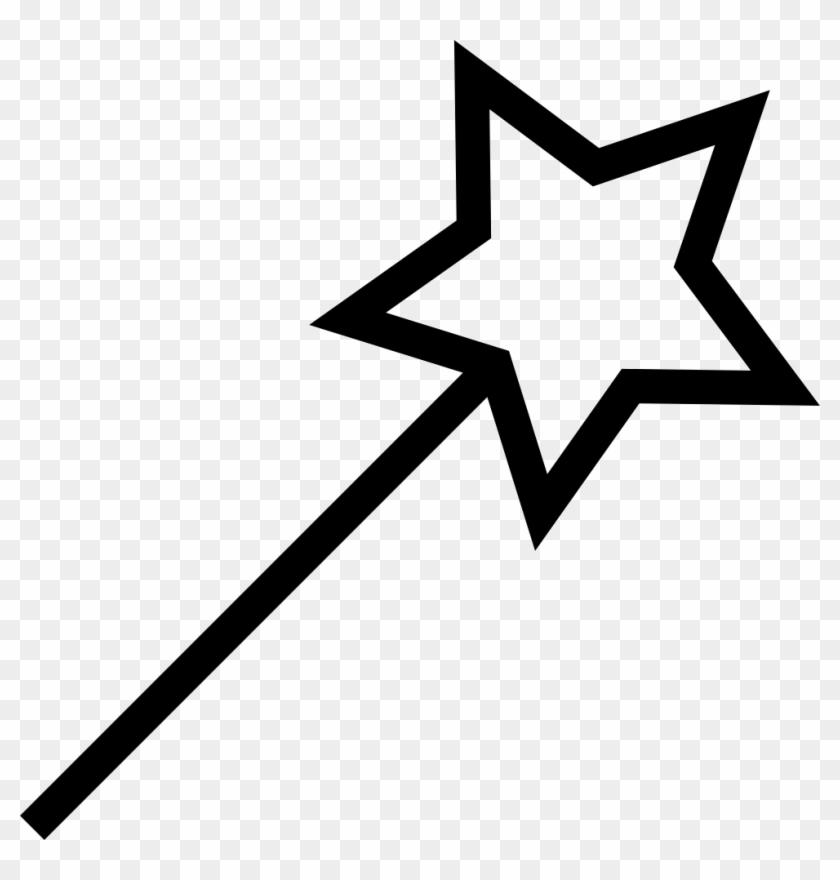 Magic Wand Svg Png Icon Free Download - Happy Birthday Sir Hindi #33321