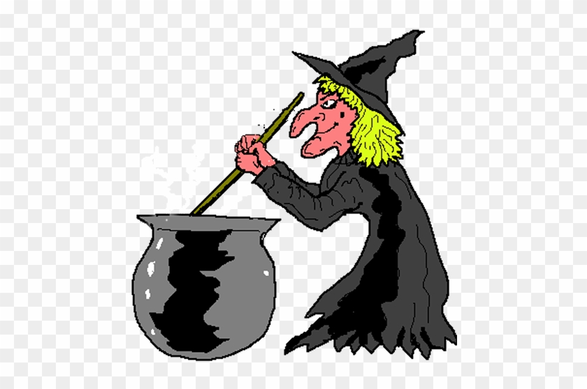 Witch Cauldron Clipart Free Images - Witch Clipart #33346