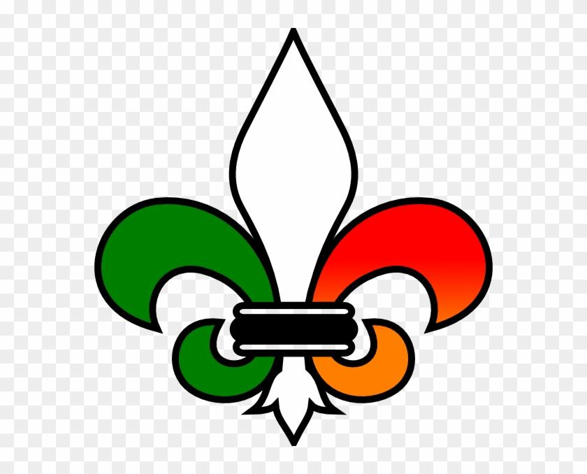 Irish Italian Clip Art - Santa Teresa High School #33385