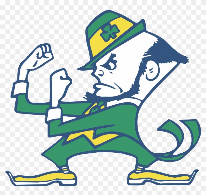 Notre Dame Fighting Irish Logo - Notre Dame Fighting Irish Mascot #33413