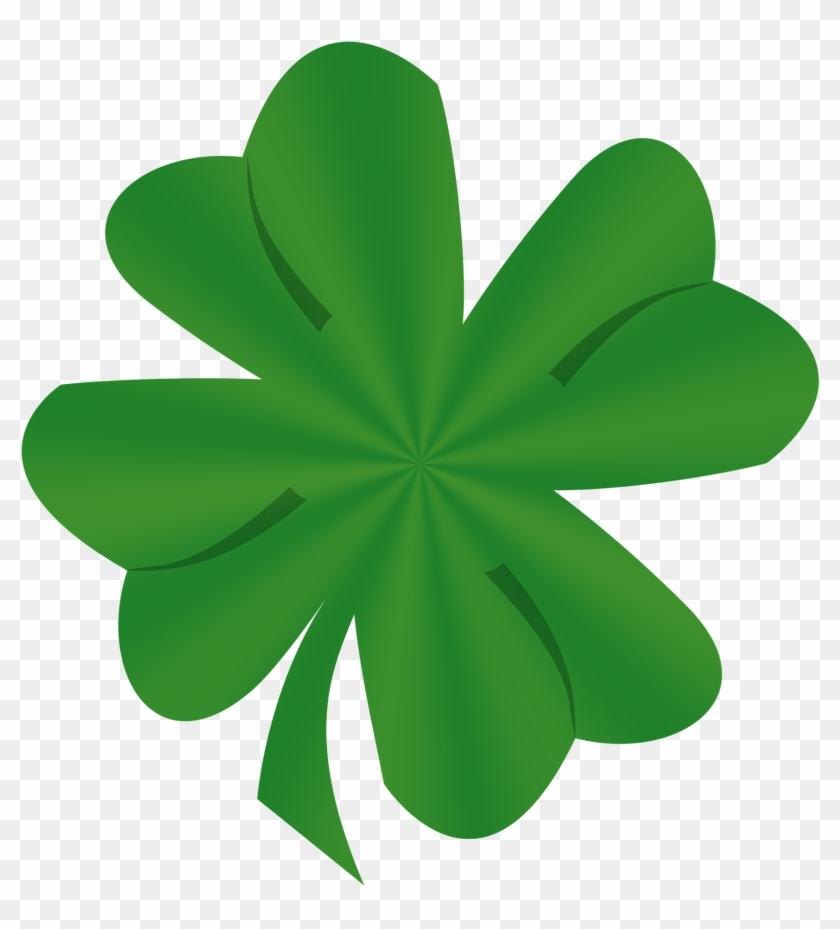 Shamrock Clover Saint Patrick Luck Irish Ireland - Four Leaf Clover Ireland #33454